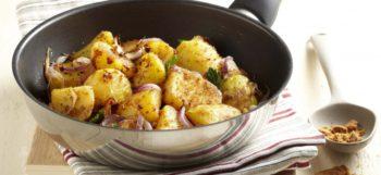 Pommes de terre Pompadour rôties au Spéculoos