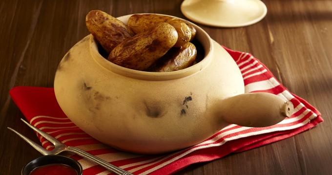Pomme de terre Pompadour à l'endiablé