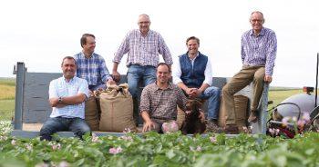 Les agriculteurs de la Pompadour Label Rouge