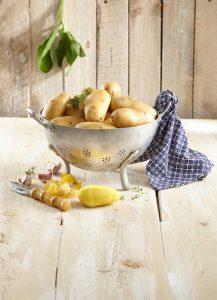 faut-il éplucher les pommes de terre ?