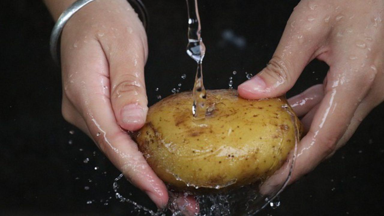 """Résultat de recherche d'images pour """"patates lavées"""""""