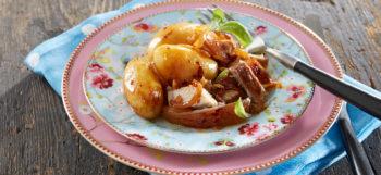 Caghuse Picarde aux pommes de terre Pompadour